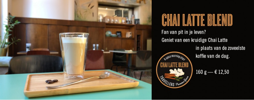 Chai Latte Blend