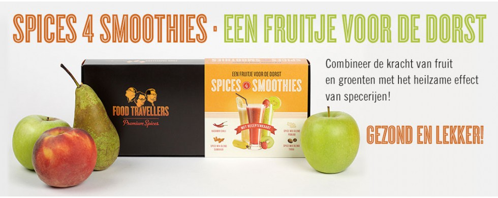 Banner Smoothies