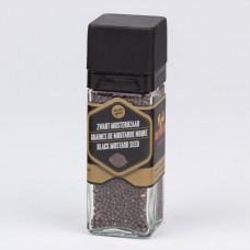 Mosterdzaadjes zwart 60 gr – Specerijenmolen