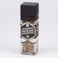 Malabarpeper wit 50 gr – Specerijenmolen