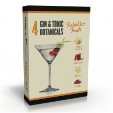 4 Gin & Tonic Botanicals & Spices  'Forbidden Fruits''